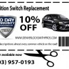 Ignition Switch Repair Denver CO – 10% OFF Coupon