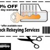 10% Off Door Lock Rekeying in Denver CO