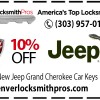 Save 10% on all Jeep Grand Cherokee Key Replacements!