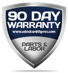 Denver Locksmith Pros 90 Day Warranty