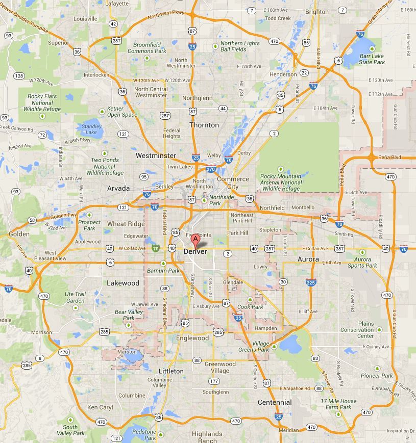 Highlands Ranch Locksmith: Locksmith PROS Service Areas