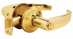 Yale_lever_handle_passage lock