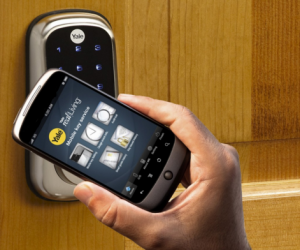 Keyless Phone Lock