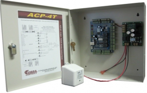 Access Control System Control Panel